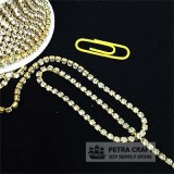 DMChain-2.8mm-Diamond-Goldr-petracraft