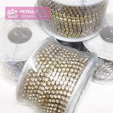 DMRoll-2.8mm-diamond-Gold-petracraft