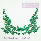 FW140-05 green flora-petracraft