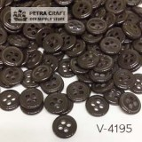 venus-button-brown-4195-petracraft