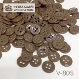 venus-button-brown-805-petracraft