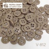 venus-button-brown-812-petracraft